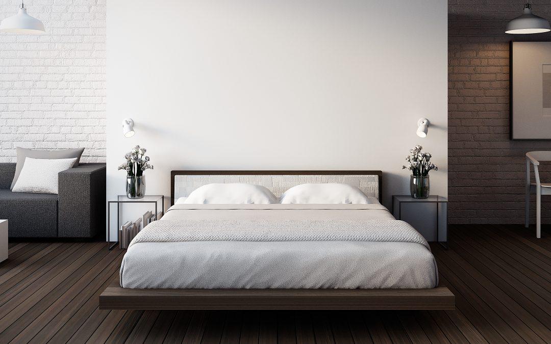 Sypialnia w stylu loftowym, czyli jak zaaranżować styl industrialny w sypialni?