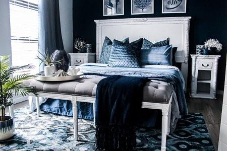 Kolory do sypialni – 10 inspiracji, które pomogą urządzić wymarzone wnętrze
